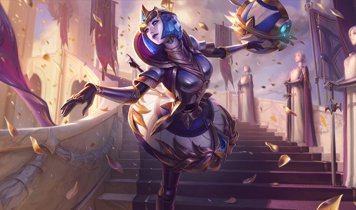 Victorious Orianna ranked season reward